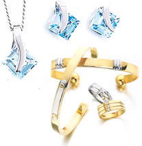 Gold & Diamond Pendants Collection.